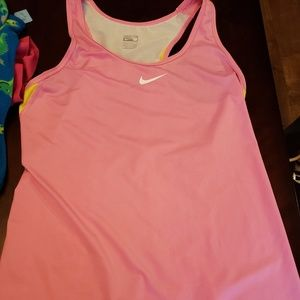 Nike Dri-Fit tank size medium